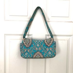 Vera Bradley Totally Turquoise Purse